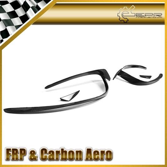 مصد أمامي من ألياف الكربون لسيارة Mercedes Benz W176 REVO RZA290 ، كانارد (AMG فقط)