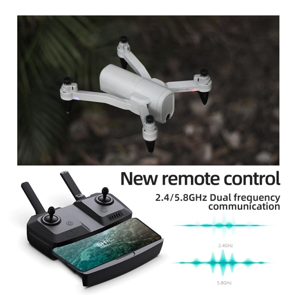 CONUSEA 2021 New H6 Drone 4K GPS Professional HD ESC Camera 5G WiFi Aerial Photography Foldable Mini Quadcopter RC Dron VS L900 enlarge
