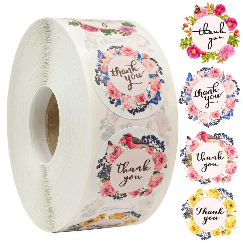 bonito-sello-de-pegatinas-de-agradecimiento-50-uds-redondo-floral-nuevos-estilos-etiqueta-para-recuerdo-de-boda-fiesta-sobre-hecho-a-mano-adhesivo-de-papeleria