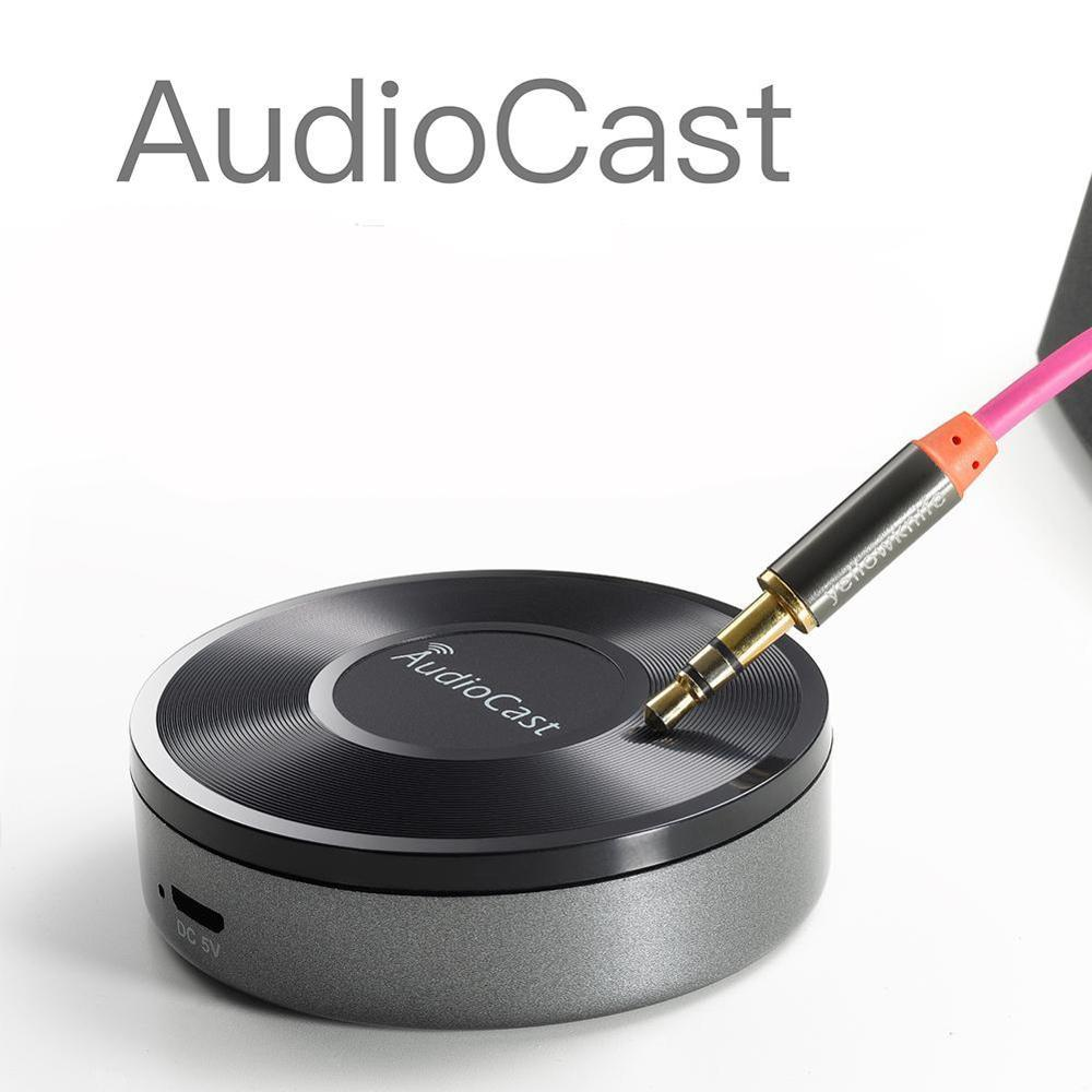 M5 السمعية Airplay DLNA الموسيقى راديو استقبال الارسال ل iOS أندرويد ل Airmusic واي فاي جهاز إرسال سمعي SoundMate