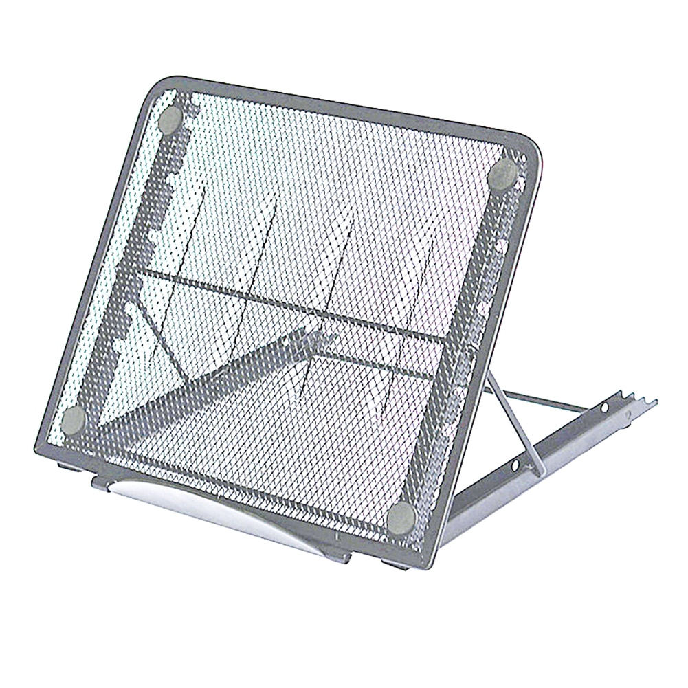 Adjustable Laptop Stand Mesh Ventilated Folding Desktop Holder Bracket Support 2 Sizes for Computer Notebook Tablet
