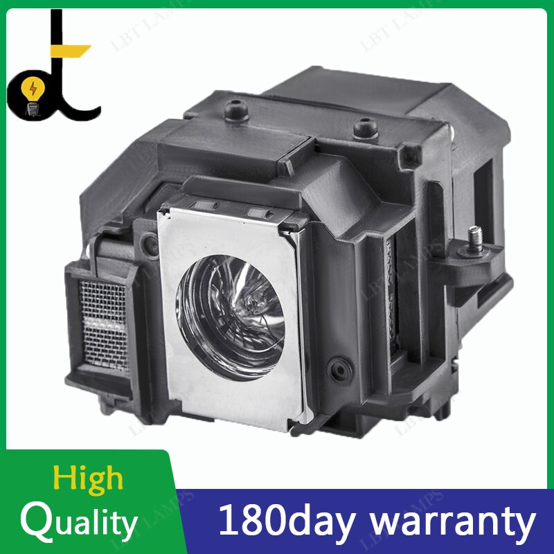 high brightness projector bulb for elplp57 for epson eb 450w eb 440w eb t450wi eb 460 h318a h343a 180 days warranty A+quality and 95% Brightness projector lamp For EPSON ELPLP58 for EB-S10/EB-S9/EB-S92/EB-W10/EB-W9/EB-X10/EB-X9/EB-X92/EX3200