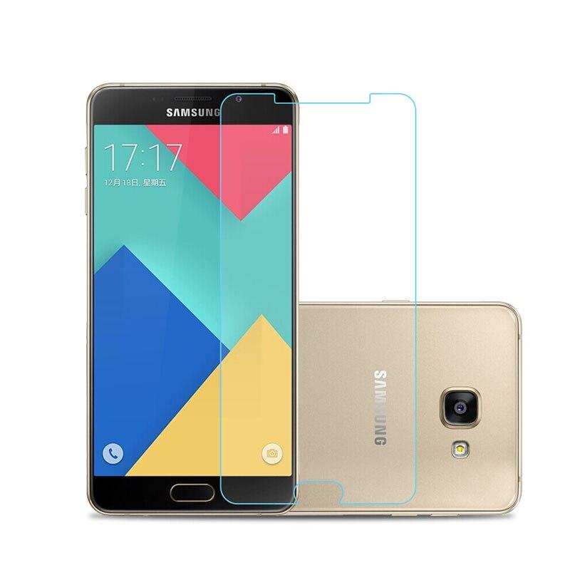 Vidrio templado para Samsung Galaxy A5 2016 A510 A5100 SM-A510F, película protectora de pantalla, cristal para Samsung A5 2016