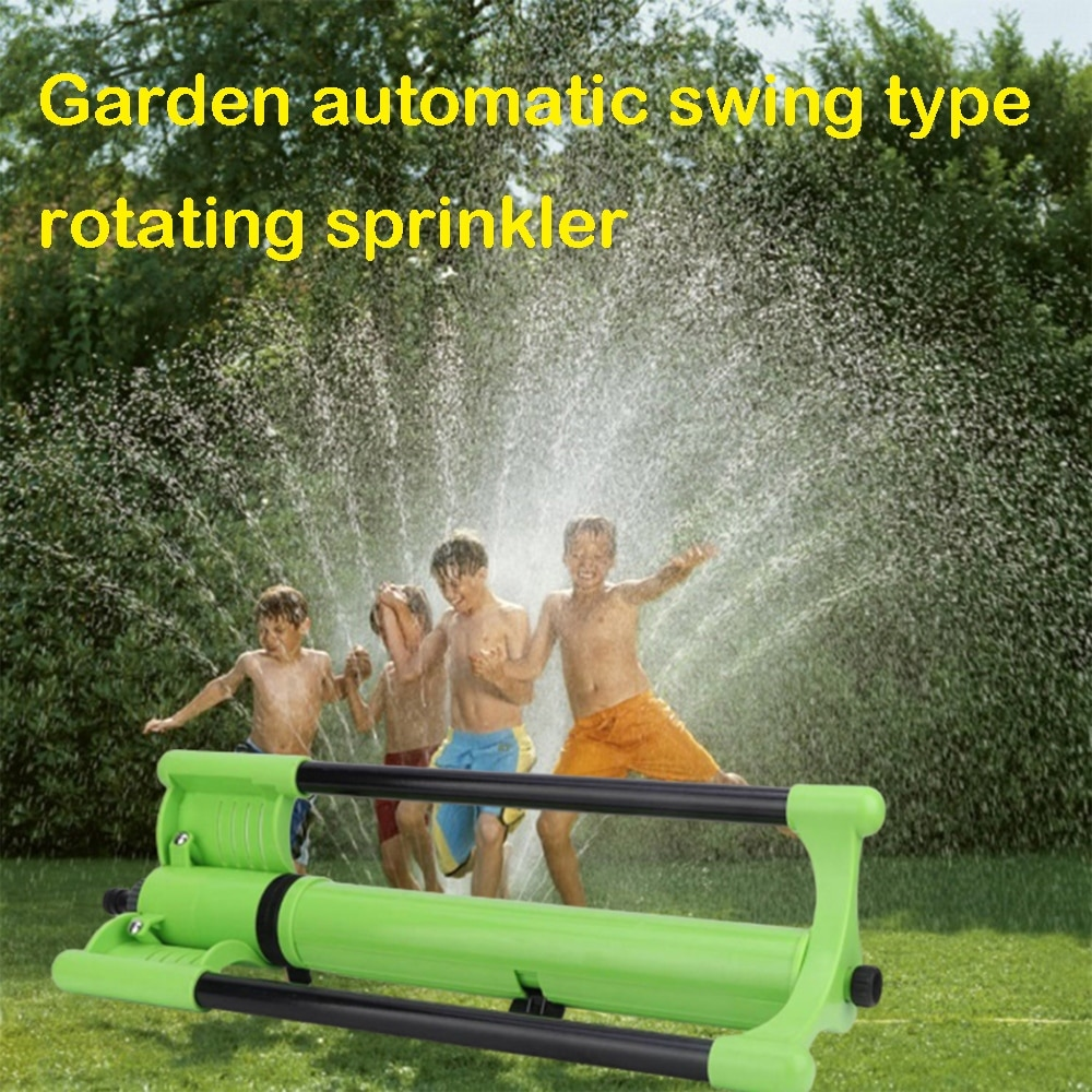 Lawn Sprinklers Oscillating Automatic Garden Sprinkling Rotating Adjustable Watering Irrigation Sprayer Irrigation Tool For Lawn automatic lawn oscillating sprinkler watering irrigation tool for lawn garden irrigation lawn spray nozzle garden supplies