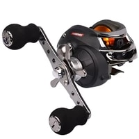 2020 new bait casting spinning fishing reel 10bb gear ratio 5 21 water drop wheel leftright hand baitcasting reels