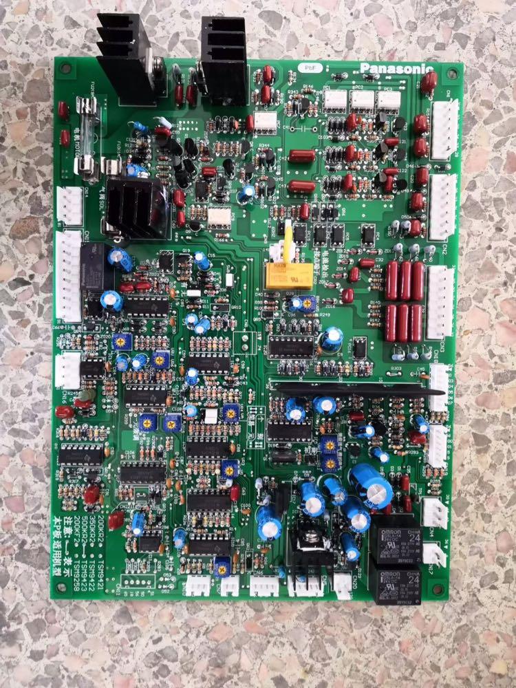KR-500 السيليكون التي تسيطر عليها SCR لحام لوحة تحكم اللوحة الرئيسية TSM9423 TSMPA073