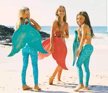Mermaid fins professional mermaid fins training swim fins soft rubber