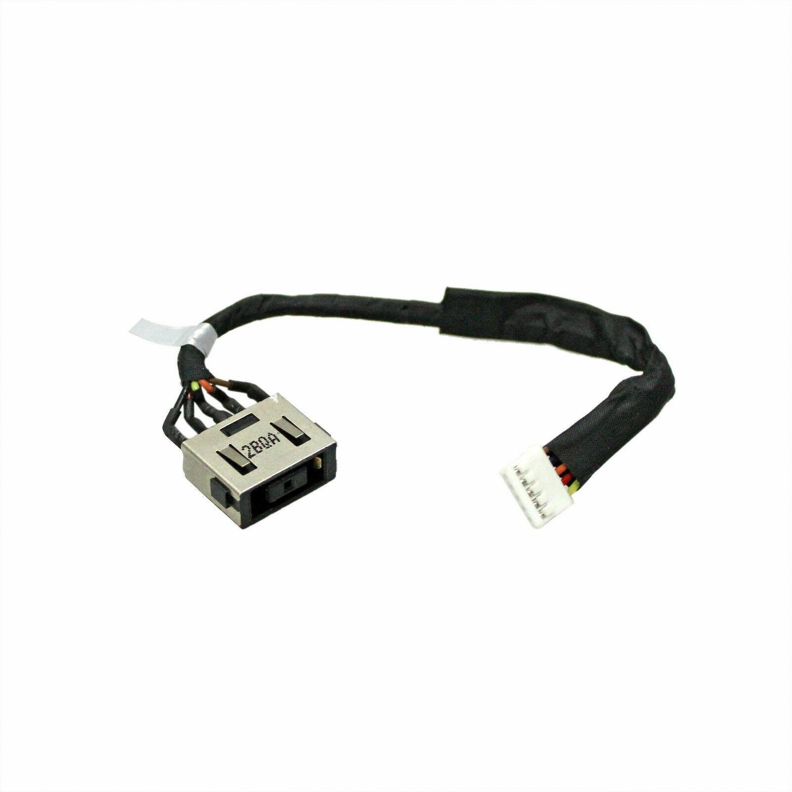 Cable de alimentación AC DC IN para Lenovo ThinkPad T440P puerto de carga de ordenador portátil