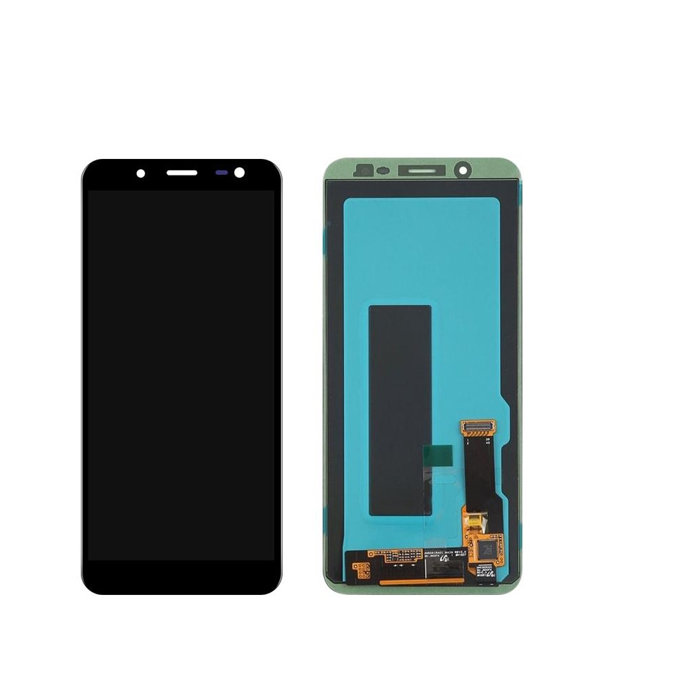 100% Original 5.6inch Super AMOLED LCD For Samsung Galaxy J6 2018 J600F J600 LCD Display Touch Screen Assembly Replacement Parts enlarge