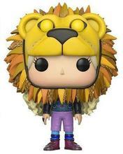 Personnage de film Luna Lovegood avec chapeau de Lion 10cm poupée en vinyle figurine de Collection modèle jouets