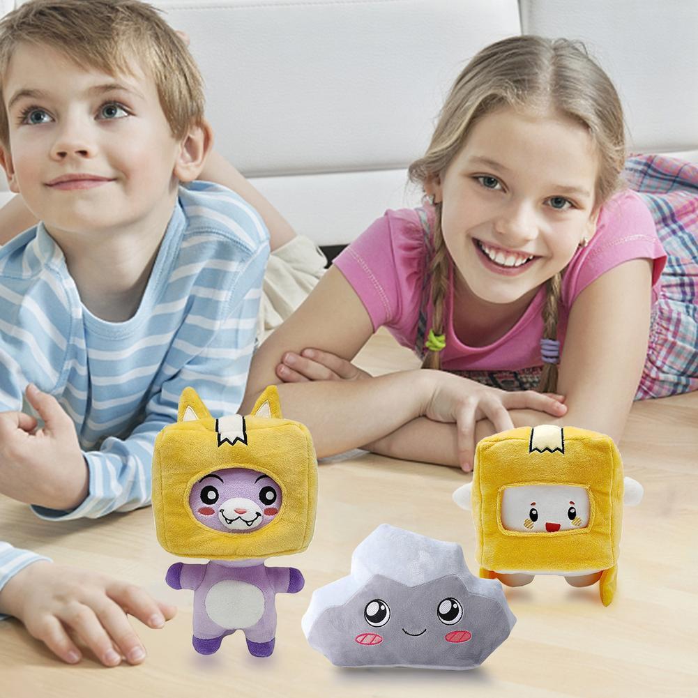 Симпатичная мягкая плюшевая игрушка-животное, подушка, кукла, подушка для мальчиков и девочек, детская мультяшная Подушка, мягкие милые плю...