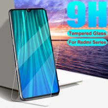 Закаленное стекло 9H для Xiaomi Redmi 8 7 6 K20 Pro 6A 7A Go 8A Note 6 7 8 Pro Защитная пленка для экрана