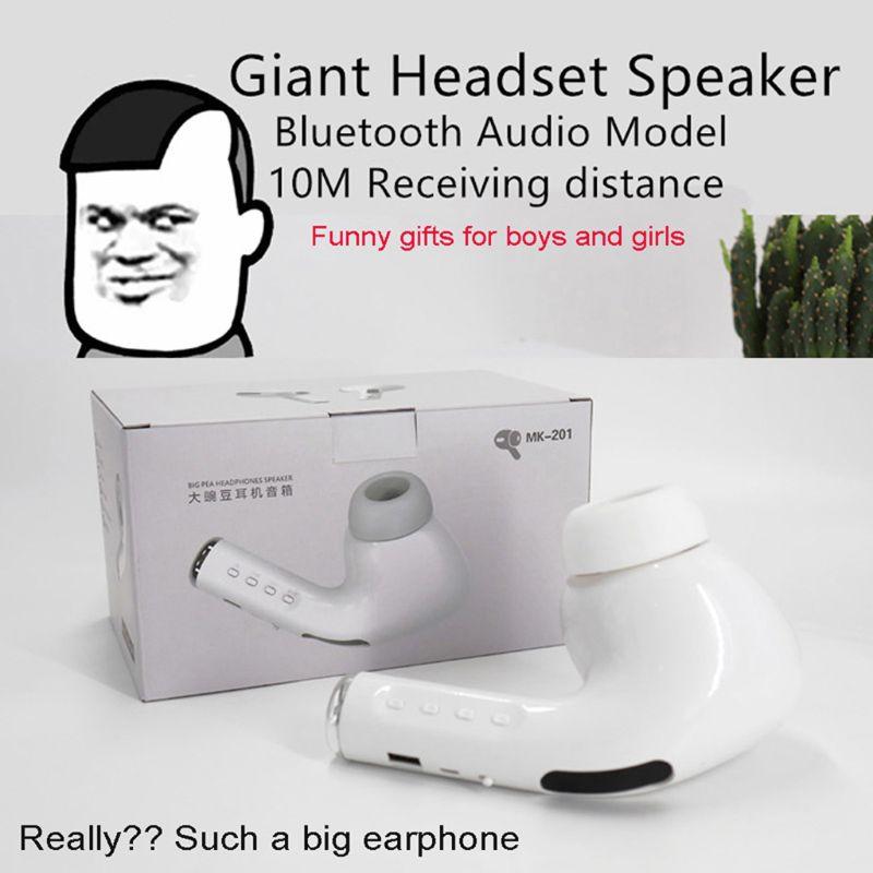 Большая гигантская гарнитура и динамики с Bluetooth аудио модель Airs pro 3 беспроводной громкоговоритель охотничий подарок Горячие чистые колонки