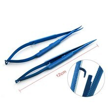 Micro-vergrendeling naald houder 12cm14cm16cm18cm pen pin klem zelfsluitende naald klem chirurgische instrumenten