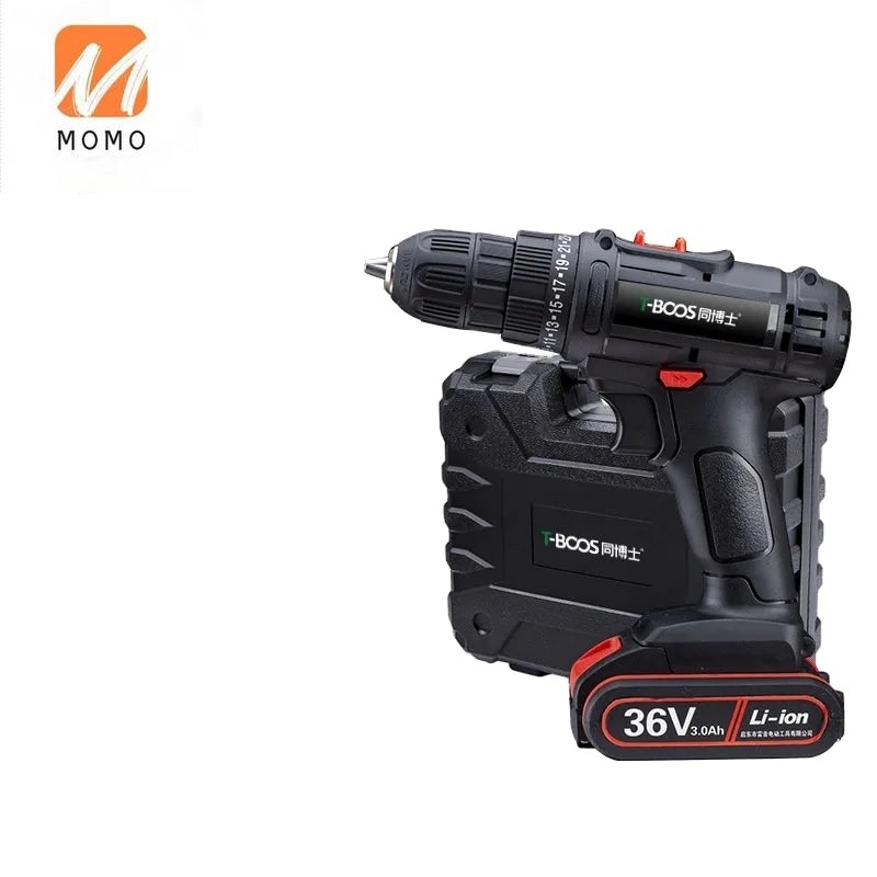 Professional Manufacture Cordless Electric Drill Tool Set Power Tools