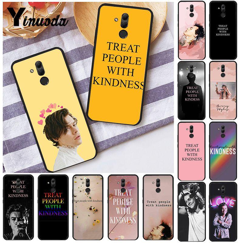 Чехол для телефона Yinuoda Harry Styles, для Huawei Mate 10 20 Lite 20X Mate20 10 Pro Mate9 Nova3 3i
