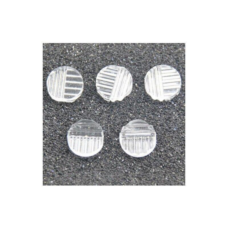 5 шт. лазерные поперечные линзы для модуля лазерного диода/Пластиковые линзы