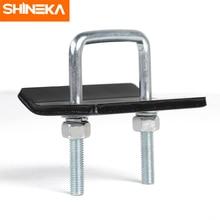 SHINEKA pince de remorquage robuste   Stabilisateur Anti-hochet de voiture, tendeur de verrouillage et de remorquage, adapté aux ouvertures de crochets