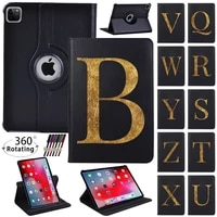 360 rotation for apple ipad pro 2015 9 7ipad pro 201710 5ipad pro 20182020 11 tablet automatic dormancy cover case