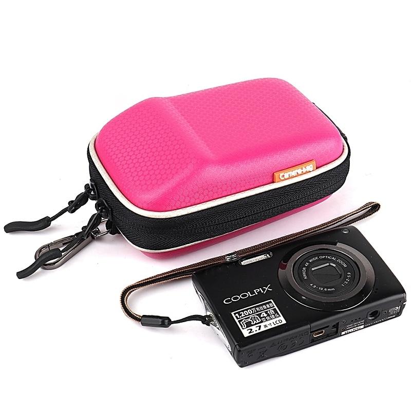 Camera Bag Case Digital Camera Hard Hard Case Cover for Olympus TG5 TG-5 For Canon Powershot G9X G7X Mark II 2 G7XII SX720