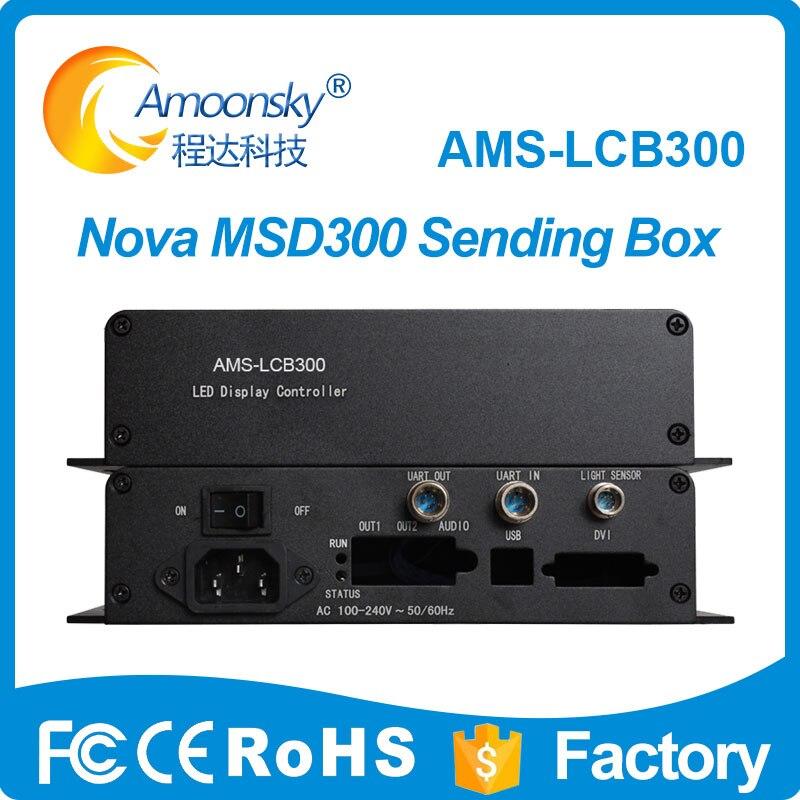 Soporte de caja de envío externo LED de I + D independiente...