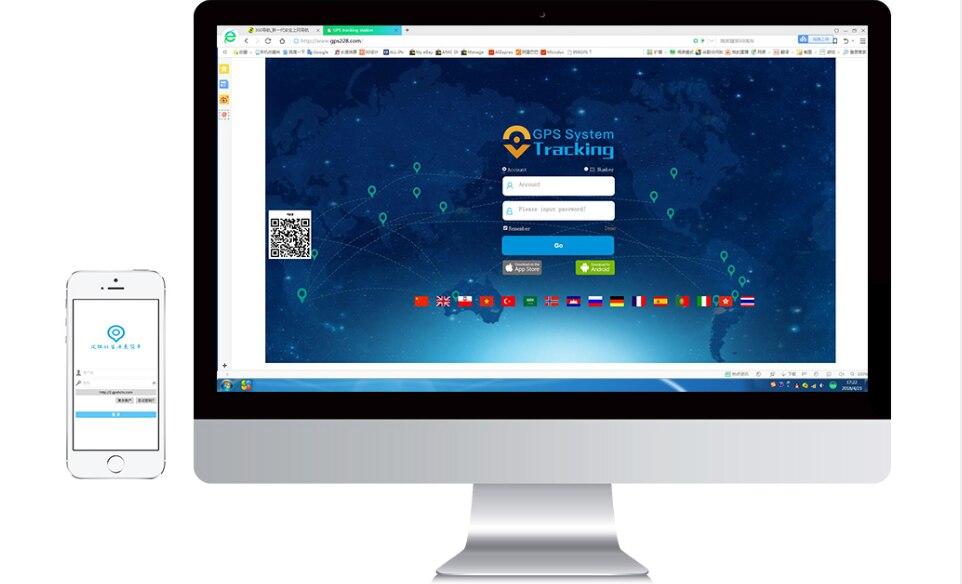 Imei ativo para rastreadores gps originais em www.gps228.com para rastreadores gps g05 g02 g01 etc.