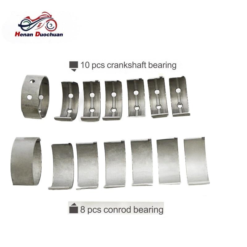CBR1000 Connecting Rod & Crankshaft Tile for HONDA CBR 1000 2004-2018 Motorcycle Engine Big End Bear