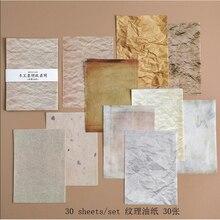 WOKO 13 Stil Vintage Collage Material Blume/Spitze/Antiken Papier/Schwefelsäure Papier/Zwiebel Papier Grundlegende aufkleber DIY Scrapbooking
