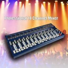 STARAUDIO professionnel 14 canaux mélangeur Audio avec Bluetooth MP3 USB scène Console de mixage pour DJ Bar Club karaoké fête SPMX-1400B