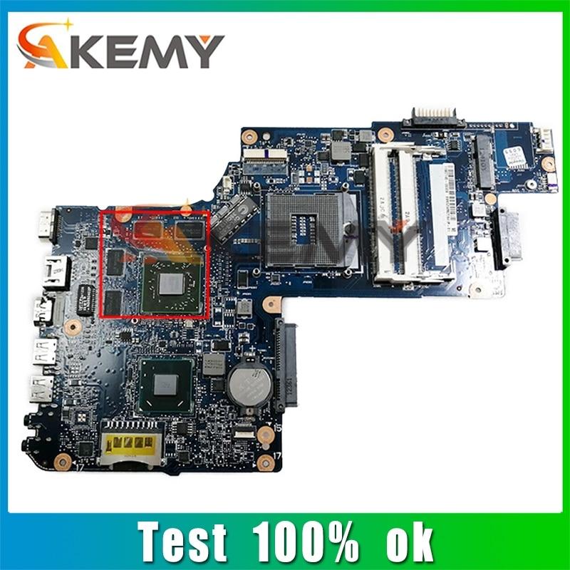 AKEMY العلامة التجارية الجديدة H000051550 اللوحة الأم للكمبيوتر المحمول توشيبا الأقمار الصناعية C850 L850 15.6 ''DDR3 الضمان 60 يوما اختبار كامل