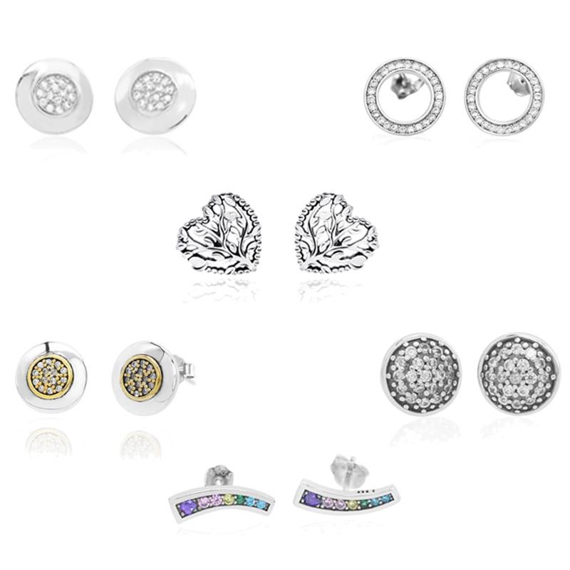 Modne olśniewające kropelki stadniny kolczyki unikalna konstrukcja na zawsze stadniny kolczyki kobiety rocznica biżuteria na przyjęcie zaręczynowe prezent