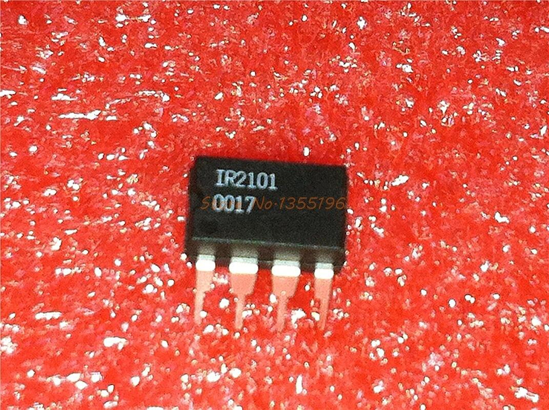10 pçs/lote IR2101PBF DIP8 IR2101 DIP DIP-8 Em Estoque