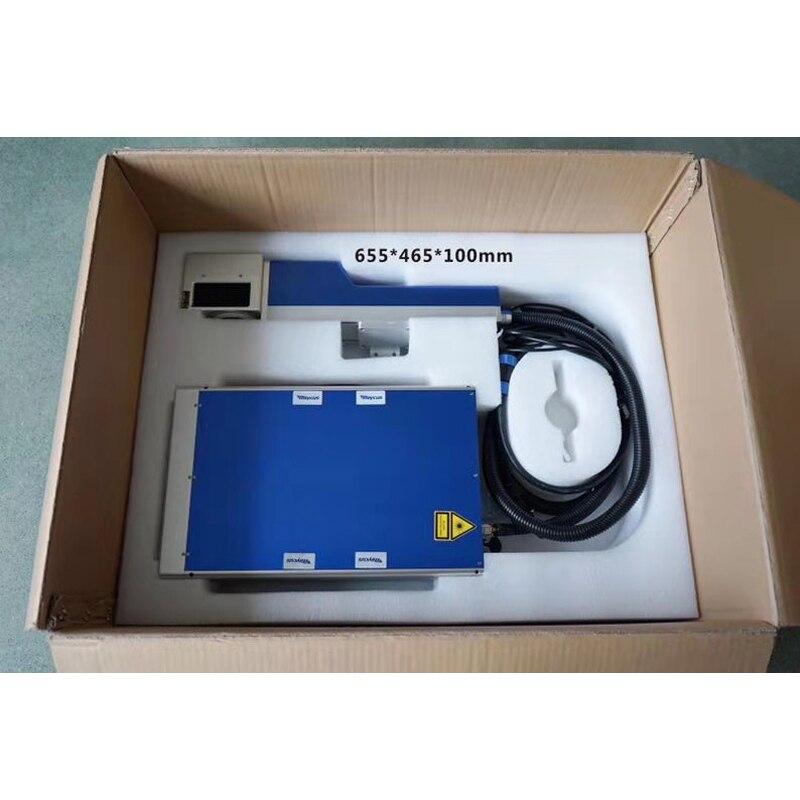 20W 30W Fiber Laser Marking Machine Mini SmartMarker for Jewelry Metal Marking enlarge