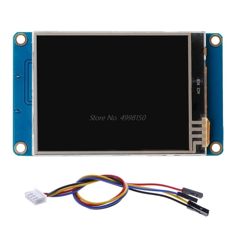 "2,8 ""TJC HMI pantalla TFT LCD módulo 320x240 pantalla táctil para Raspberry PiWholesale dropshipping"