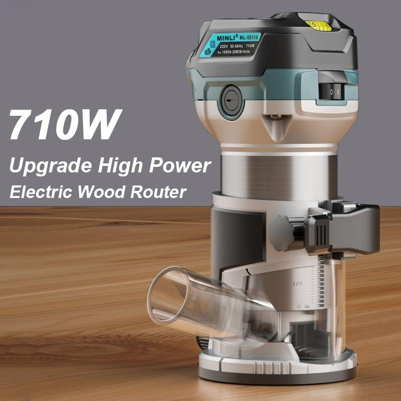 RU 220 فولت التشذيب آلة النجارة ماكينة تشقيب وتجعيد الألواح الكرتون أداة زخرفة الكهربائية ماكينة طحن الخشب