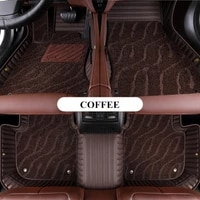 high quality custom special car floor mats for nissan murano z52 2020 waterproof double layers car carpets for murano 2019 2015