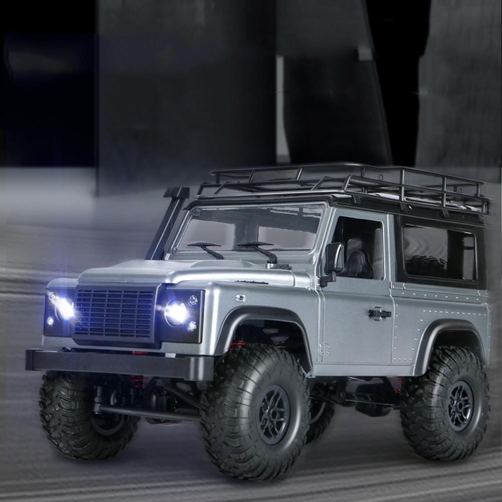 2.4G Car Remote Jeep Model Hobby Racing Car Control Off-Road Trucks Toys Boy Kids RC Crawler Car Buggy Model Toy enlarge