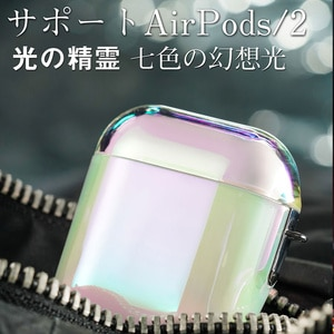 Case for Airpods 1 2 Transparent 2019 Bluetooth Earphone Holder Box Wireless Charging Protective Cover For Apple Airpods 2