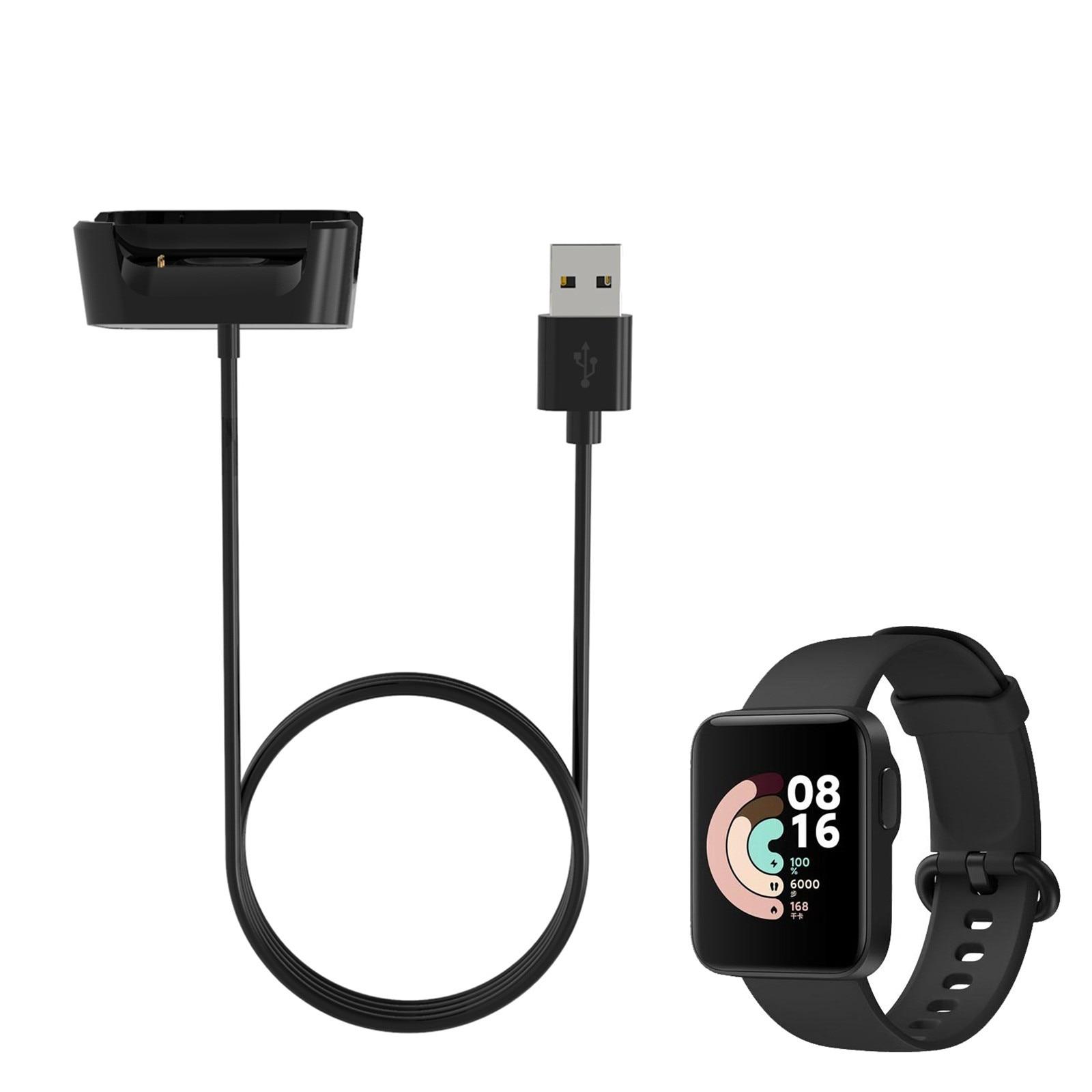 Cargador de Cable USB para Xiaomi Mi Watch Lite, cargador de pulsera...