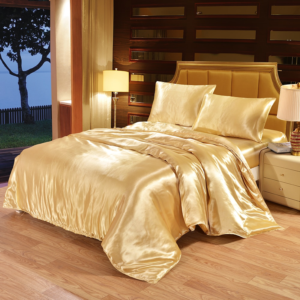phf yarn dyed duvet cover set lightweight jacquard luxury soft bedding cotton 3 pieces queen size black ivory with corner ties Bedding Set 3 Pieces Luxury Satin Silk Queen King Size Bed Set Comforter Quilt Duvet Cover Flat and Fitted Bed Sheet Bedcloth