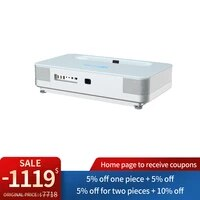 Projecteur 5 en 1 Dolby Atmos 4k pour Home cinema  systeme Audio pour salon  fonctionnement Ultra-silencieux