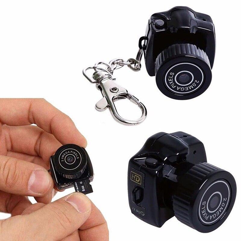 Y2000 Mini Camera Camcorder HD 1080P Micro DVR Camcorder Portable Webcam Recorder Camera 2020 HOT!