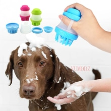 Pet Cleaning Bath Brush Foot Wash Beauty Massage Decontamination Shampoo Storage Cleaning Brush Beau