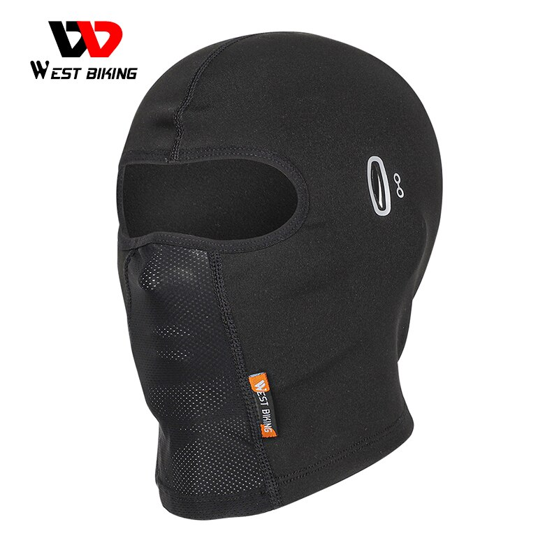 WEST BIKING Cycling Motorcycle Helmet Liner Thermal Warm Windproof Caps Breathable Comfortable Sports Headwear Men Women's Hat