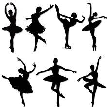 Estel Ballet girl Metal Cutting Dies Stencils for DIY Scrapbooking/photo album Decorative Embossing DIY Paper Card