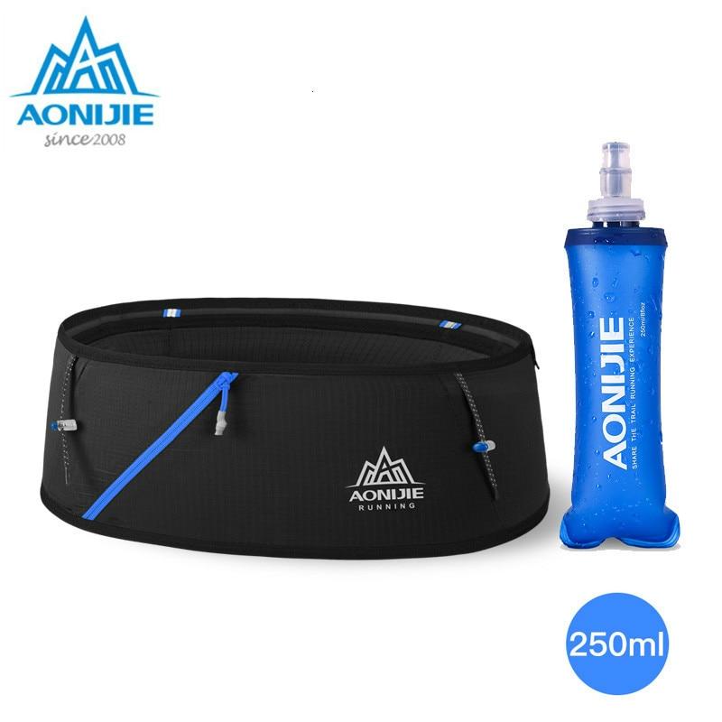 AONIJIE-حزام الخصر للجري ، حقيبة السفر ، ماراثون ، صالة الألعاب الرياضية ، التدريب ، اللياقة البدنية ، حامل الهاتف الخلوي ، W8101