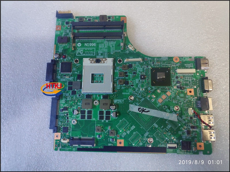 Original MS-1491 MS-14911 para GE40 portátil placa madre prueba OK