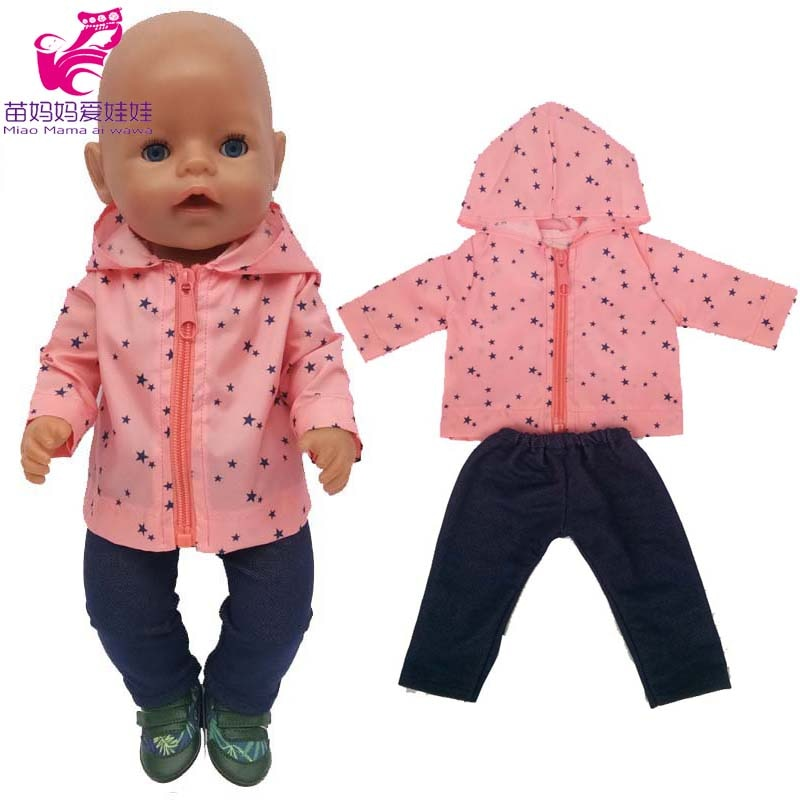 43cm Baby Doll Summer Clothing For Baby Doll Clothes 18