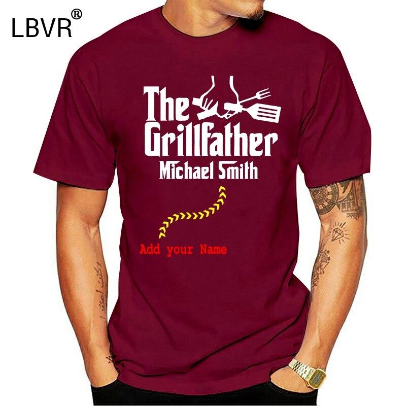 Novedad para hombres el GRILLFATHER divertido negro barbacoa delantal de longitud completa regalo de barbacoa