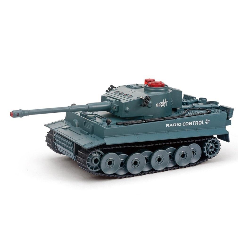 Caliente 518 1/24 RC depósito oruga IR Control remoto juguetes simulación infrarrojo RC lucha batalla tanque juguete RC coche regalos para niños